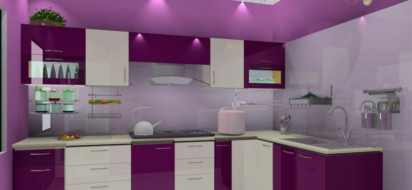 Kitchen redesign in Kerala