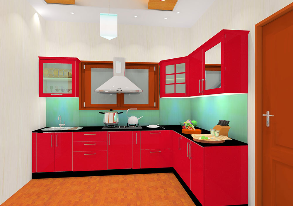 Modular Kitchens Design