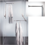 Wardrobe Lift Single Arm - 12