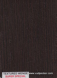 Textured Wenge-Super Special